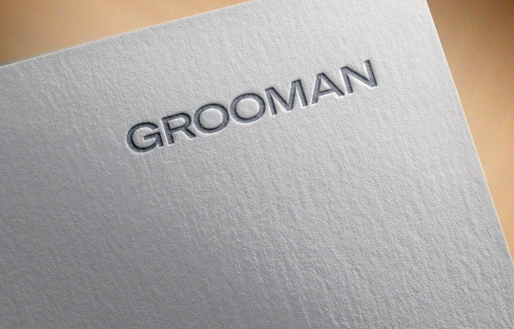 Grooman logo